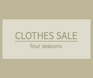 clothes sample SALE